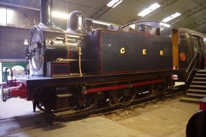 2015 outing to Bressingham and Thetford