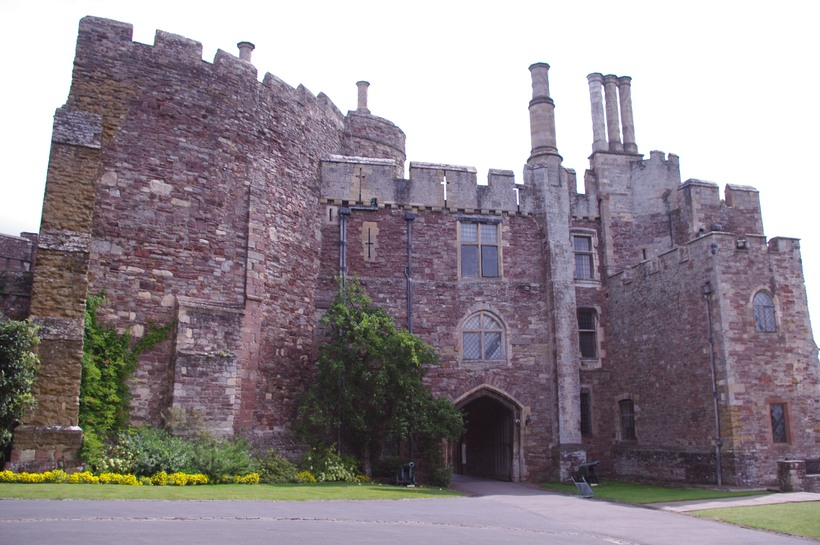 Berkley Castle