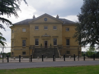 Photos from Hall Place and Danson House 2010