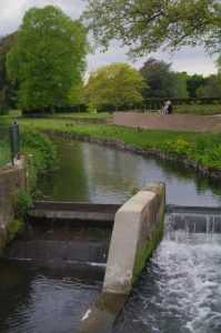 2010 outing to Hall Place and Danson House