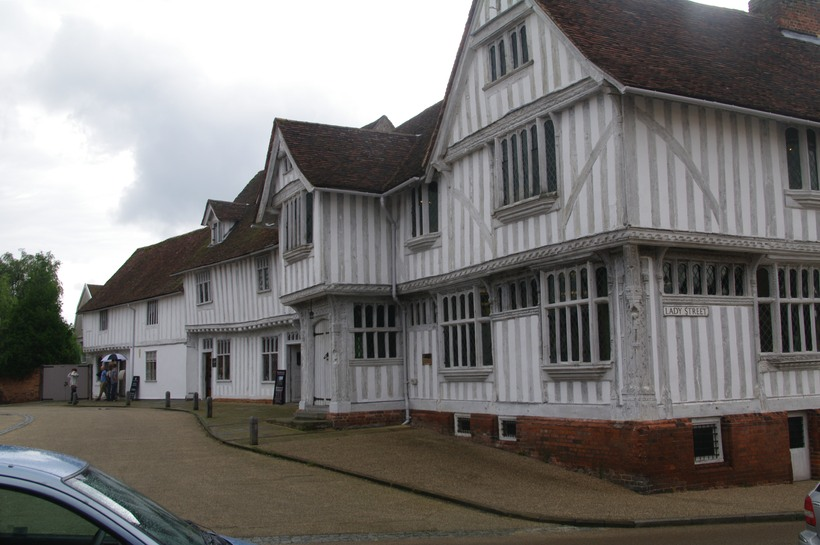 Photos from Lavenham 2012