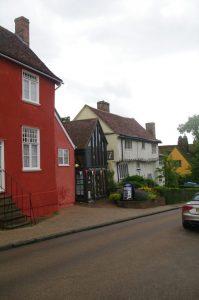 2012 outing to Lavenham