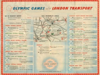 1948 Olympic Games centre