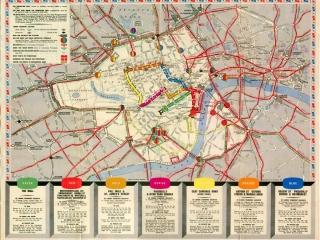 1953 coronation map