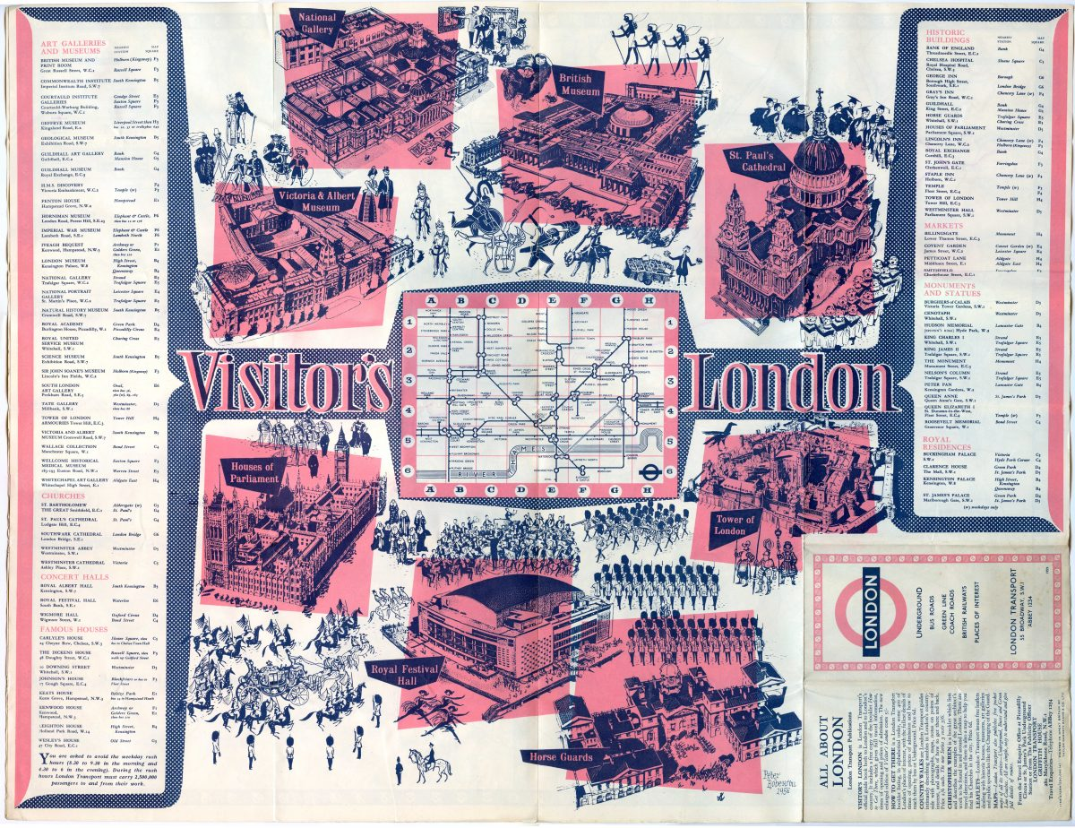 1959 Visitors London back