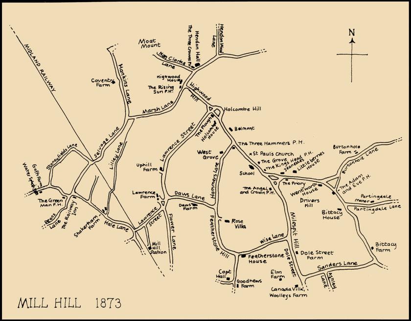 03 Mill Hill 1873