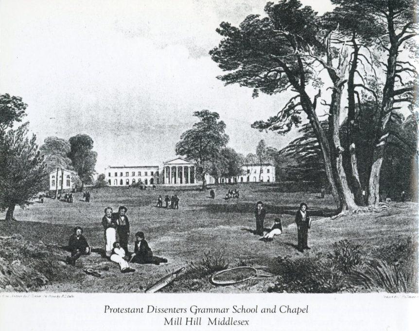 09 Protestant Dissenters Grammar School and Chapel