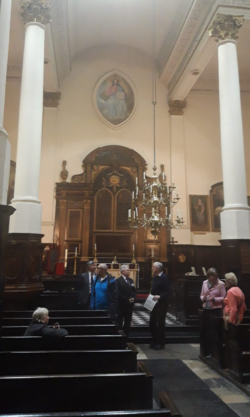 Stationers' Hall visit 4 June 2019